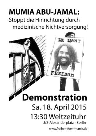 Free Mumia Demo