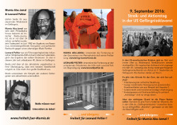 Info Flyer